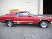 1969 Ford Mustang Fastback Mach 1