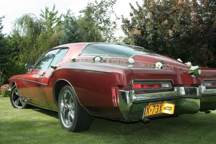Bujal78 Rental Of Classic Cars 1972 Buick Riviera Gs